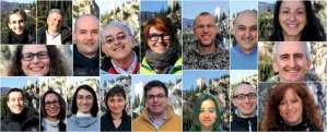 Candidati di lista m5s per elezioni comunali di Arco 2014