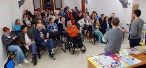 Presentazione lista candidati del MoVimento 5 Stelle arcense