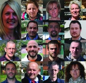 Candidati di lista M5S per elezioni comunali di Dro 2015