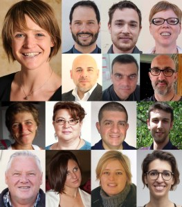 Candidati di lista M5S per elezioni comunali di Lavis