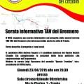Andreatta fugge il dibattito sul TAV Brennero: si confronteranno Fogato (M5S) e Cia (CT).