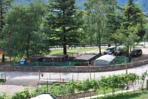 In Trentino nulla è stabile fuorchè il provvisorio. un esempio? il parco di Chizzola