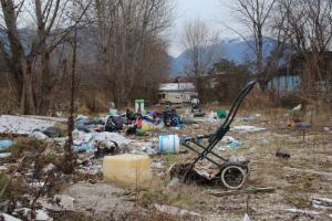 Domanda di attualità su Roncafort: Quando la pulizia e l'interdizione dell'area?