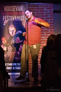 *TP - Stand Up - NKF2014 1