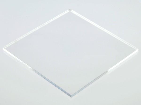 297 x 210 x 2mm A4 Clear Cast Acrylic Sheet Perspex