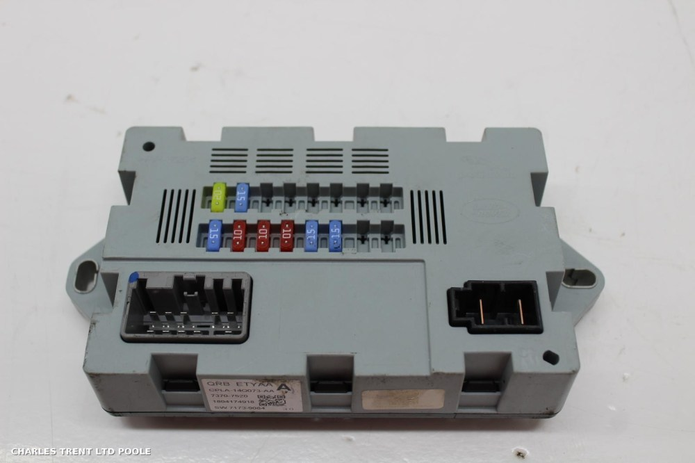 medium resolution of fuse box 2018 land rover discovery sport