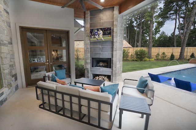 Texas Home Design and Home Decorating Idea Center Ideas
