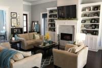 Texas Home Design and Home Decorating Idea Center: Living ...