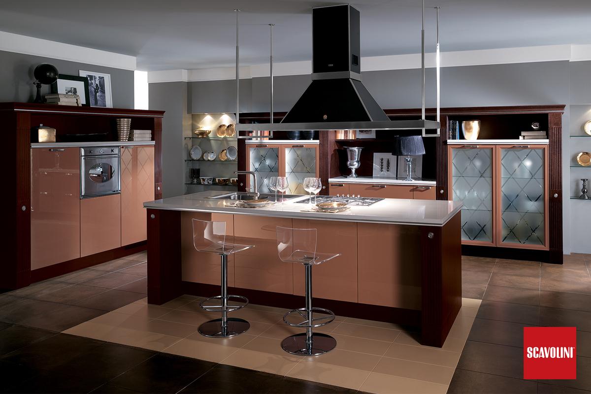 Cucina Baccarat Scavolini