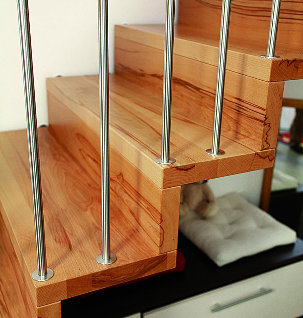 5. Faltwerktreppe – Treppenbau Kleeberg
