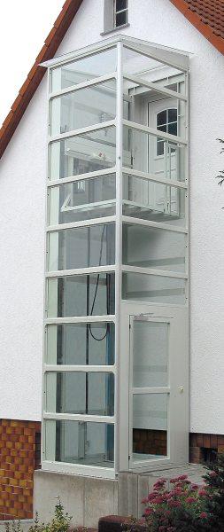 Elvateur vertical