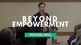 Beyond Empowerment by Michael Neill