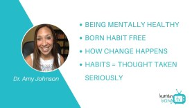 Born Habit Free | Dr. Amy B. Johnson