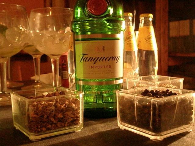 Cata de ginebra TANKERAY