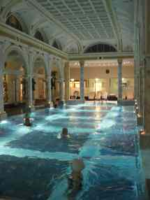 Grand Hotel Indoor Pool