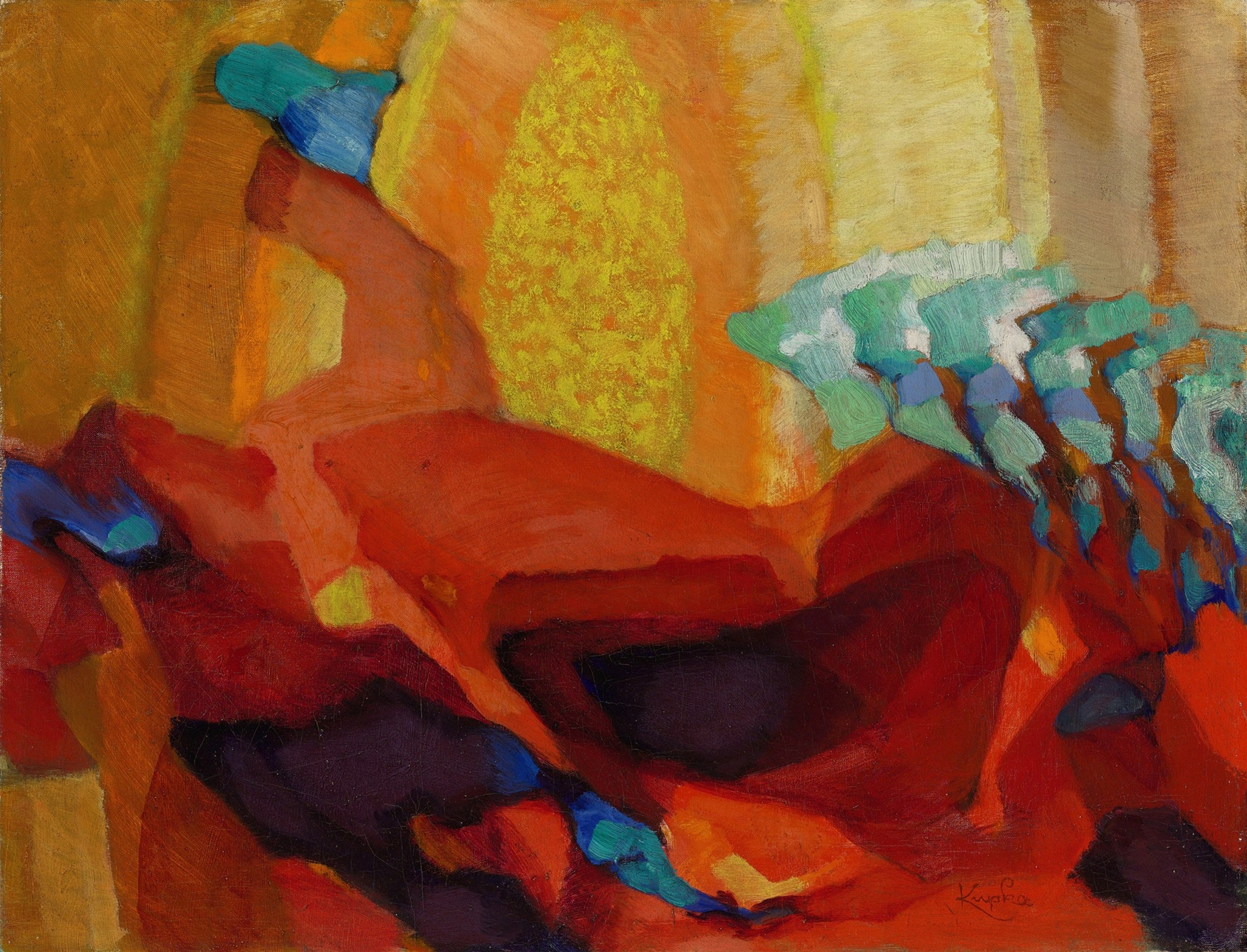 Movement, Recently sold at auction for £1,497,250.