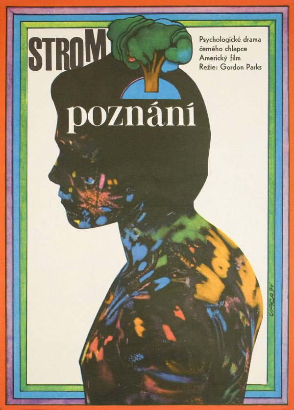 Vintage Czech Movie Posters 1970s