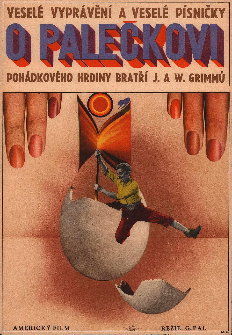 tom-thumb-1963-original-czechmovie-poster