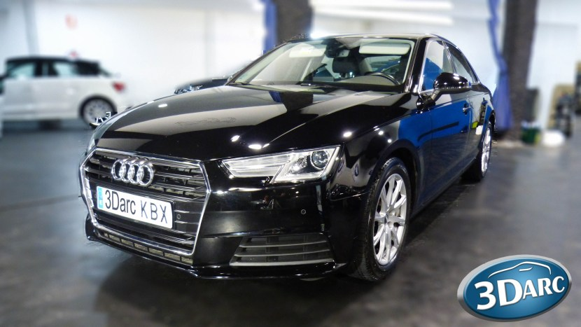 Audi A4 Ultra Advance Edition | Automóviles 3Darc
