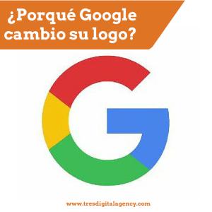 ¿Porqué google cambio su logo?