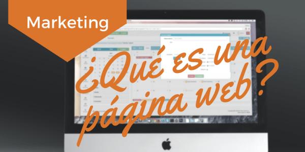 ¿Qué es una página web? + Cuestionario Inicial Gratis