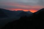 I colori del tramonto.