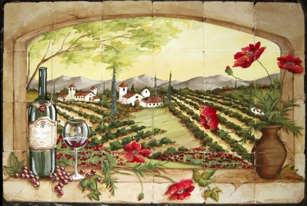 Tile Murals - Whats