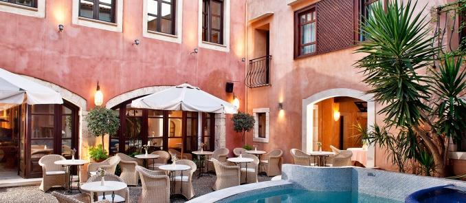 TripAdvisor:2o καλύτερο ξενοδοχείο του Ρεθύμνου το Rimondi Boutique Hotels