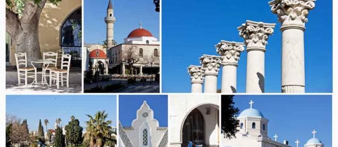 Κως: Ταξίδι στην ιστορία μέσα από τα αξιοθέατα της πόλης