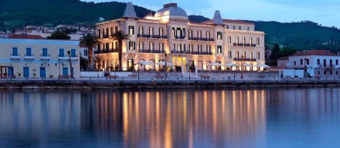Στην πολύτιμη συλλογή της Trésor Hotels & Resorts το Poseidonion Grand Hotel