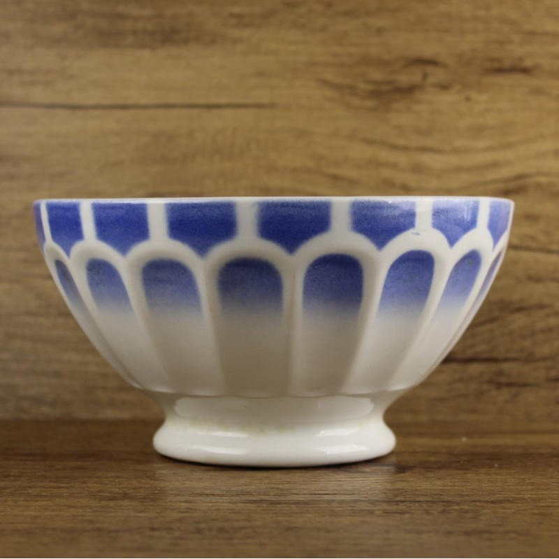 bol bleu et blanc sarreguemines