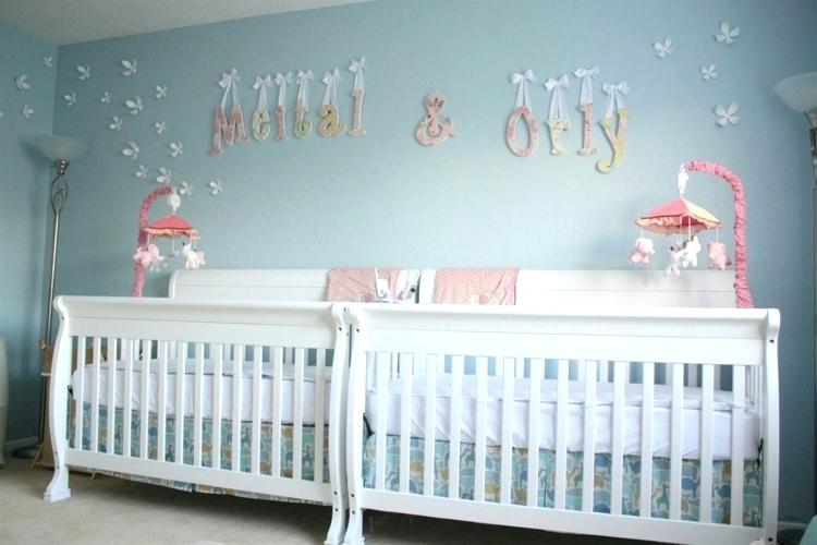 decoration chambre bebe moderne