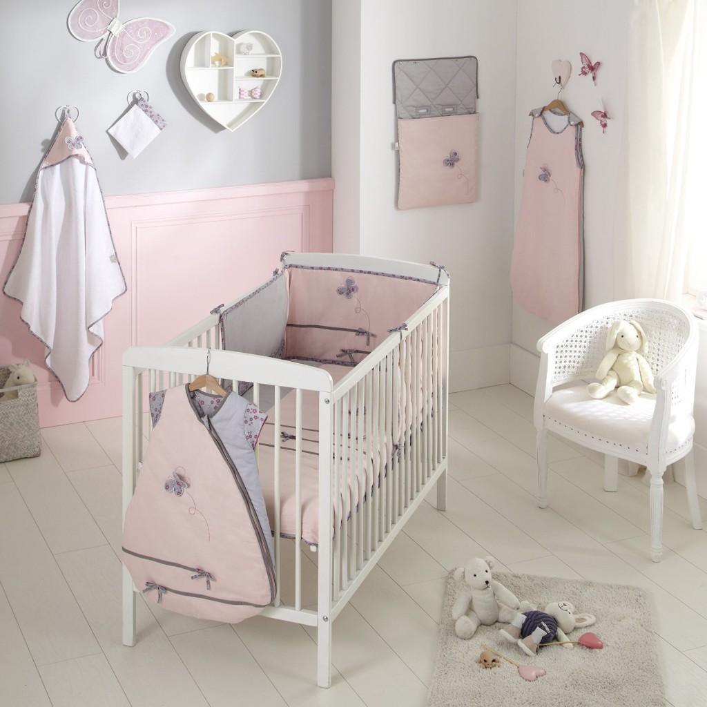 Decoration chambre bebe gris et rose  Ides de tricot gratuit