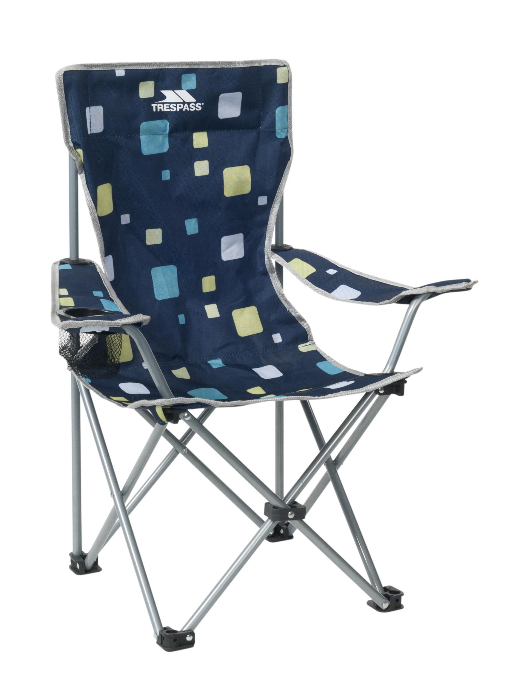 kids folding camp chair swan high trespass joejoe garden camping with