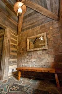Photo #11649 - Gray Barnwood Ceiling