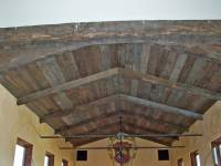 Photo #994 - Weathered Timbers and Barnwood Ceiling