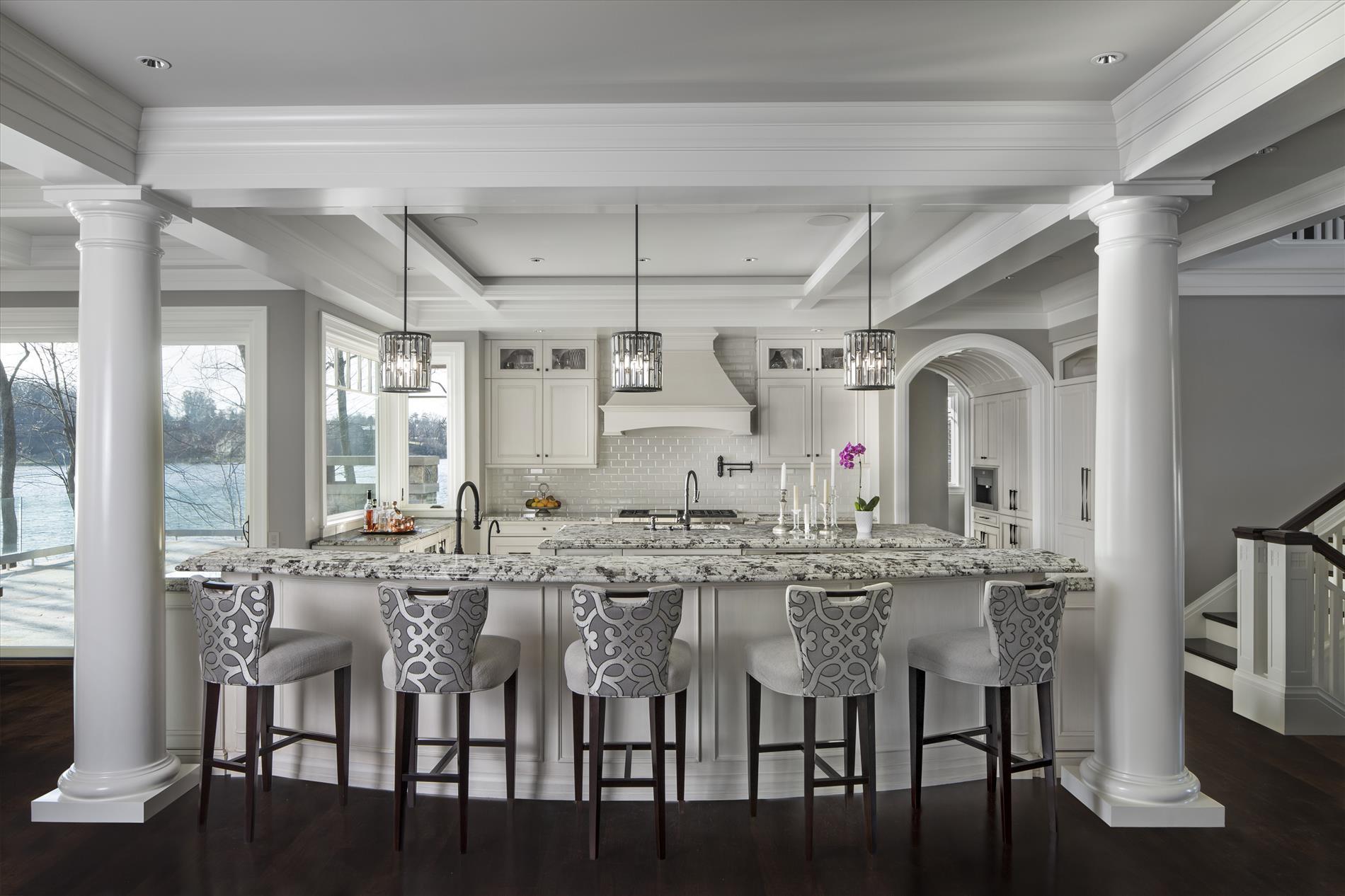 kitchen remodeling birmingham mi table centerpiece design contest  trevarrow inc of auburn hills