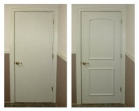 Transform flat doors to attractive paneled doors fast with ...