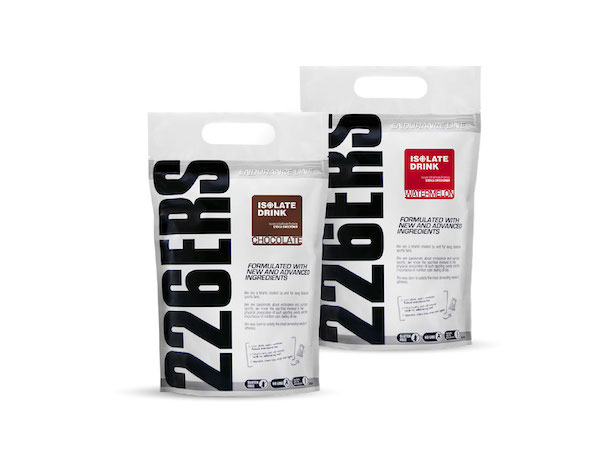 226ers isolate drink