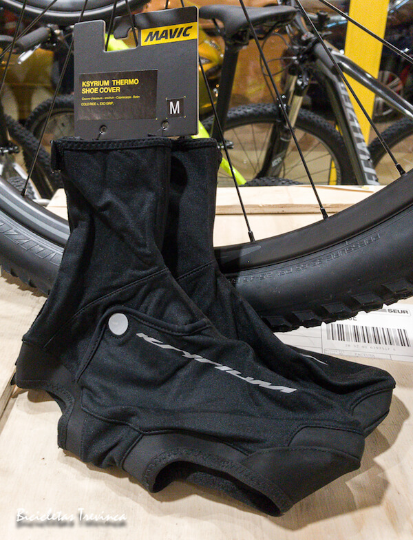 ksyrium thermo shoe cover mavic