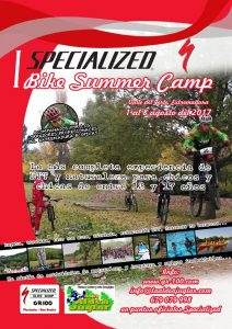 Bike Summer Camp Specialized