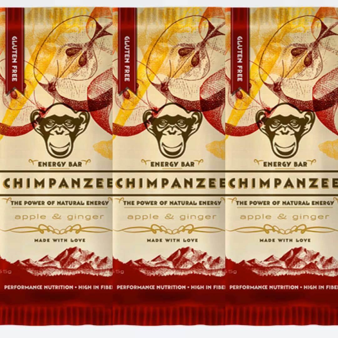 chimpanzee-apple-ginger
