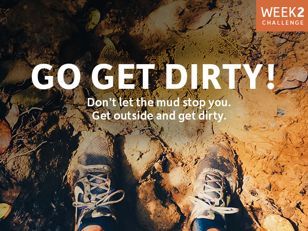 Best Life Project - #BestLifeProject - Go Get Dirty - Move Exercise Challenge on Instagram