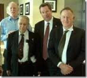 Max Friedman, Herb romerstein, Cliff Kincaid, Trevor Loudon, Washington DC, August 2008