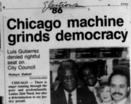 Unity, April 11, 1986