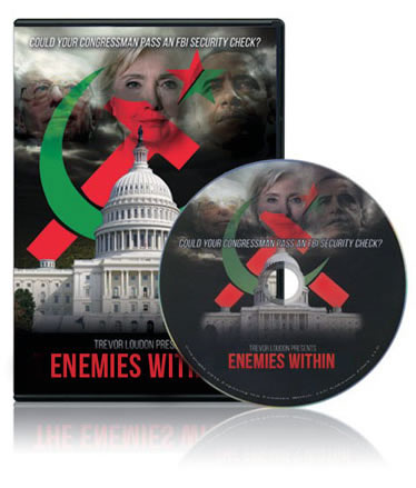 The Enemies Within DVD