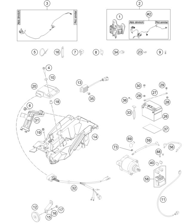 Bajaj Bike Wiring Diagram