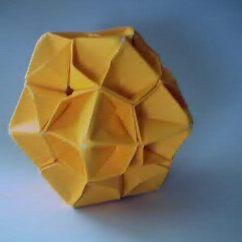Soccer Ball Modular Origami Diagram Split Phase Motor Wiring
