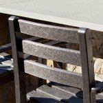 Get The Height Right For Outdoor Stools Trex Outdoor Furniture