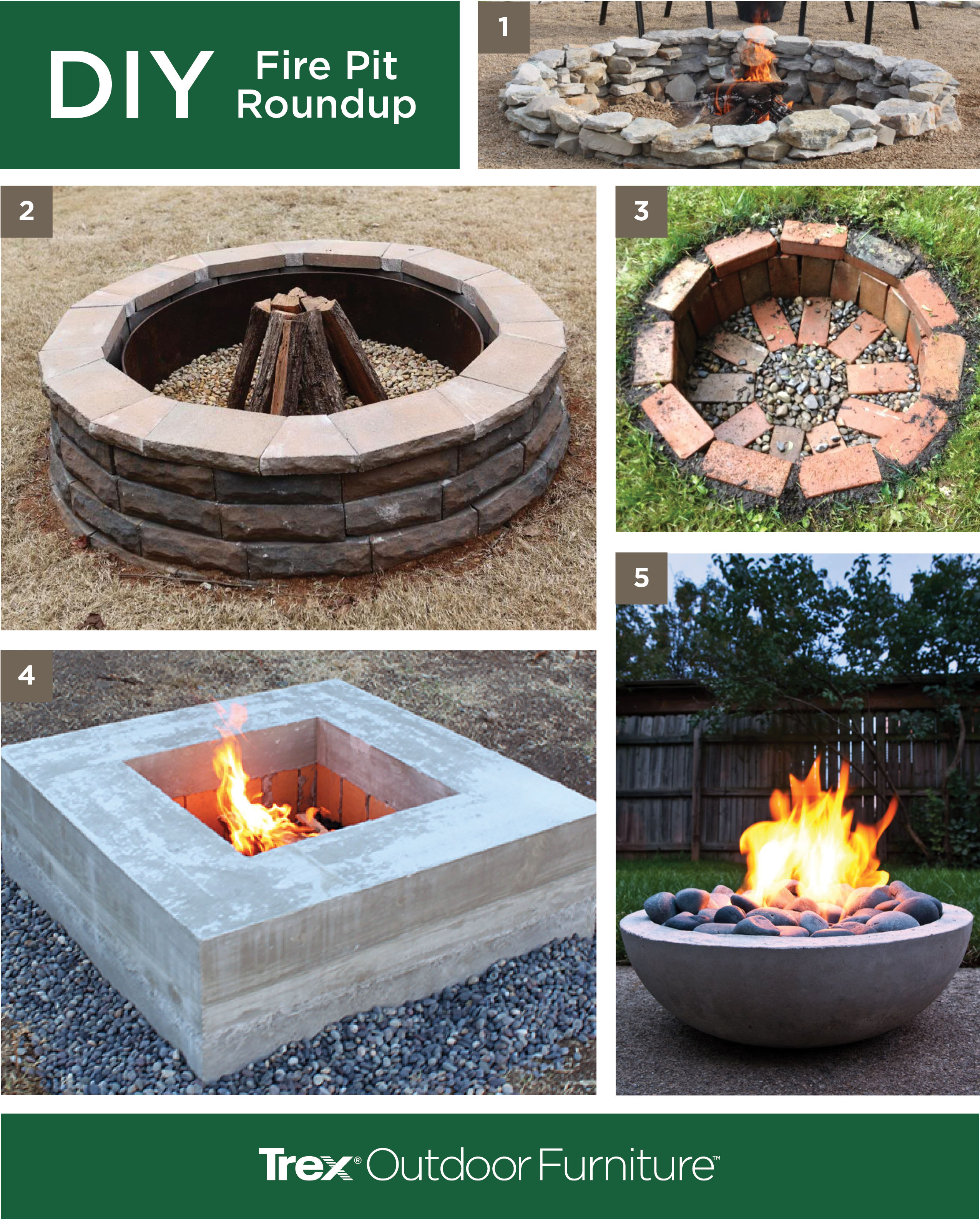 Warm Up With a DIY Fire Pit